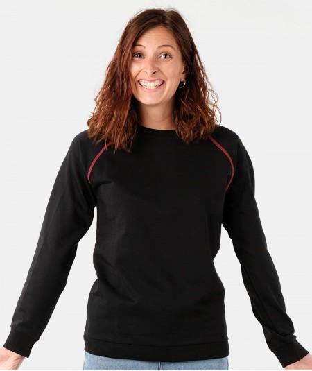 Sweater CARLA - True Black