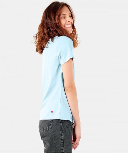 T-shirt LUCY - Dream Blue