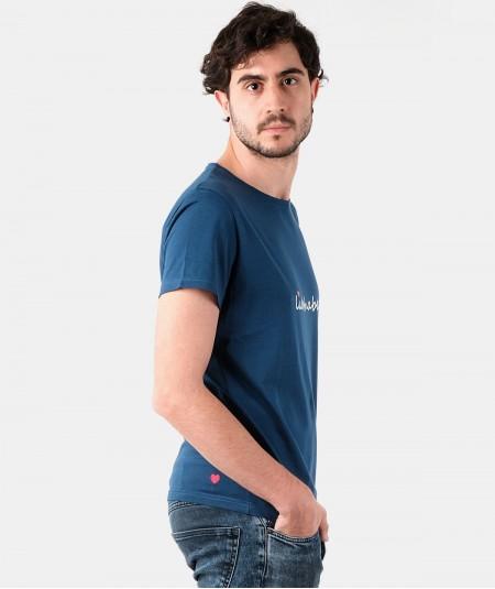 T-Shirt LOVE LINUS - Poseidon