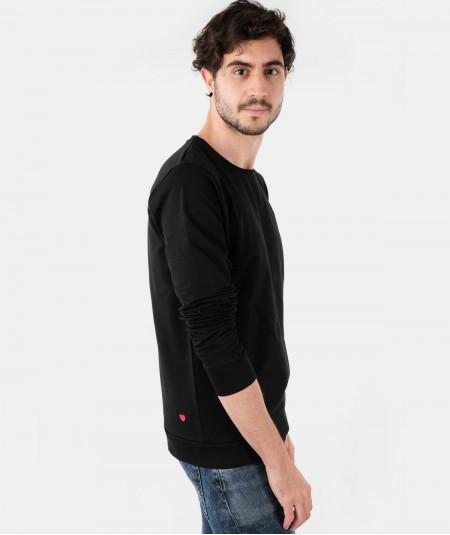 Sweater CARL - True Black