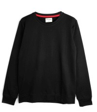 black sweater colour True Black