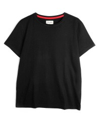 black T-Shirt colour True Black