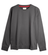 grauer Sweater Farbe Asphalt