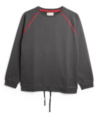 grey sweater colour Asphalt