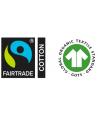 Fairtrade® & GOTS